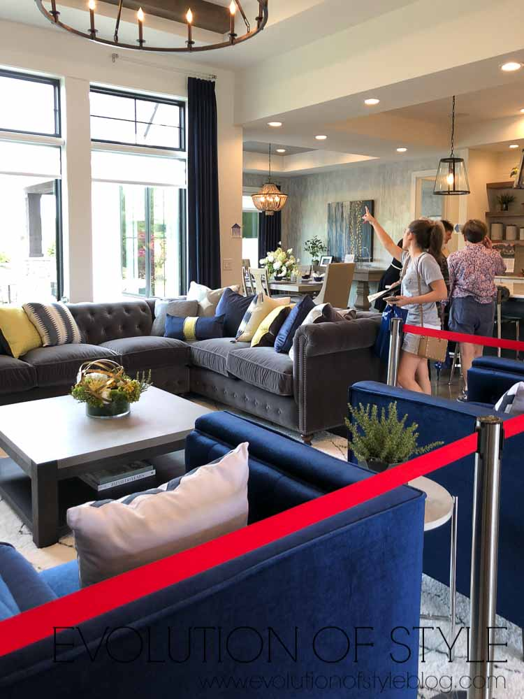 2019 Homearama Day Two - Open Concept