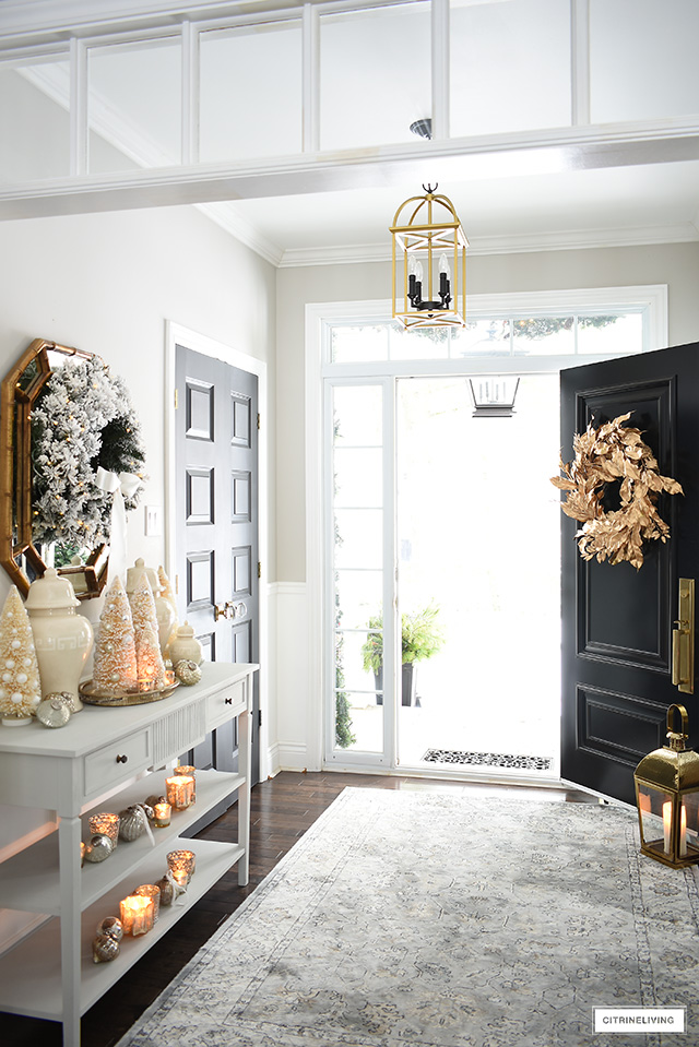 Citrine Living - Entryway