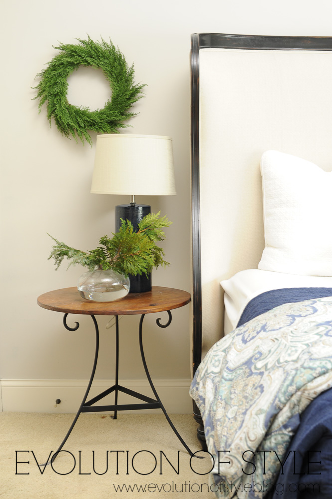 Master Bedroom Holiday Tour