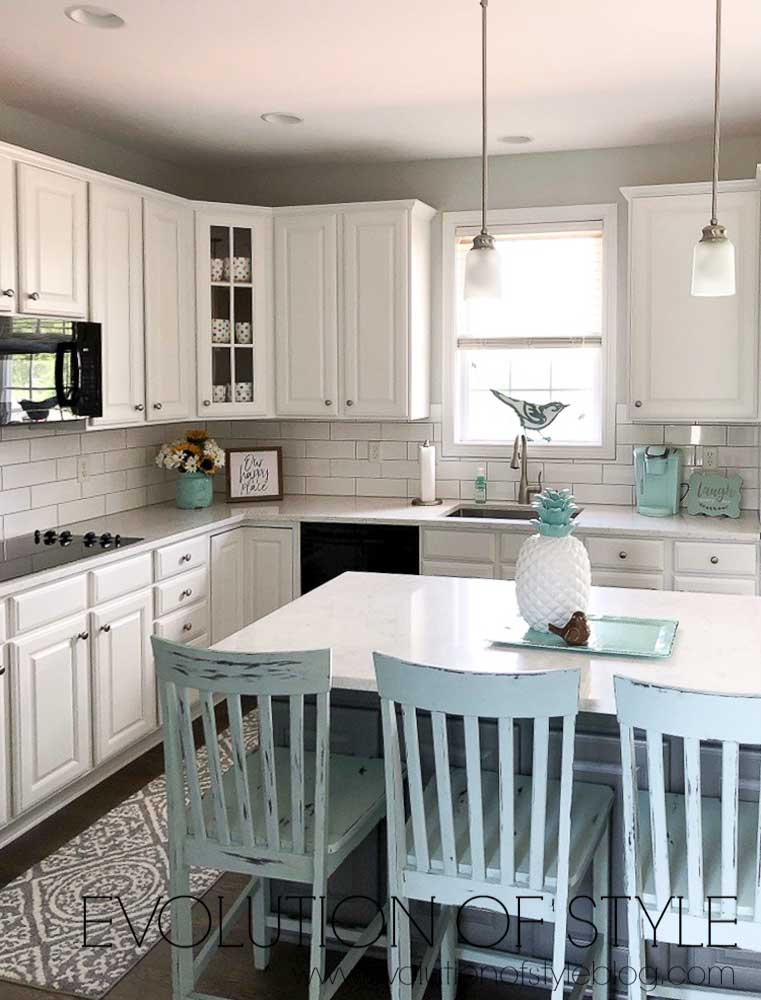 Favorite White Kitchen Cabinet Paint, What Is The Most Popular Sherwin Williams White For Kitchen Cabinets