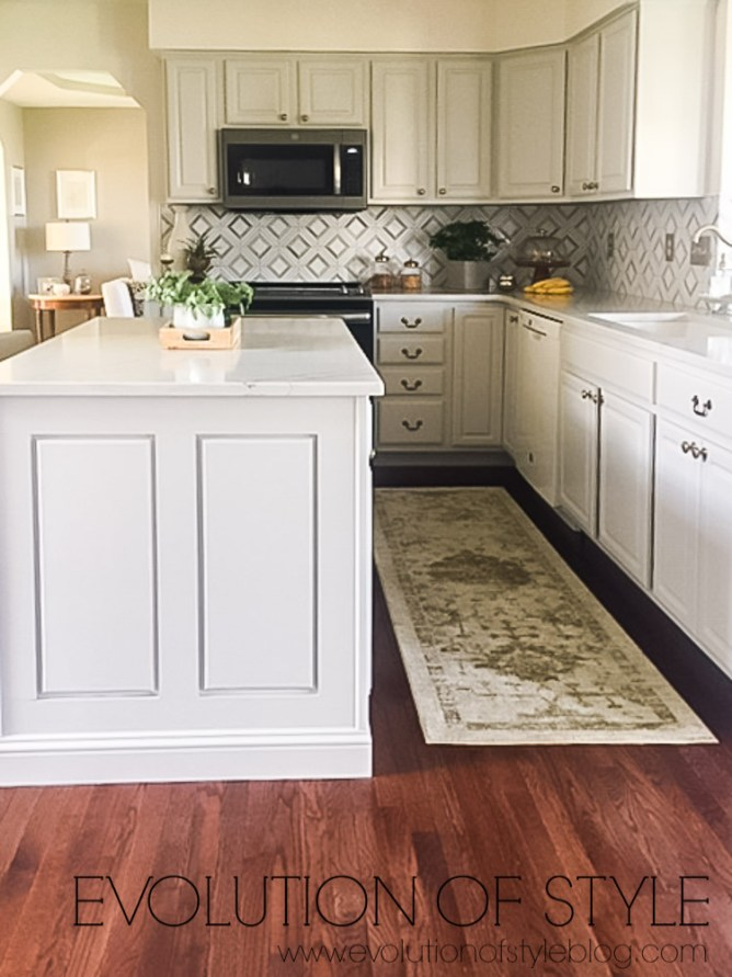 Gray Kitchen Cabinets - Kitchen Makeover