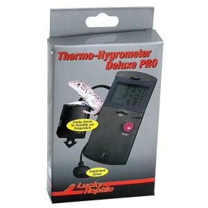 LR Thermometer-Hygro Deluxe ProRepO, LTH-34