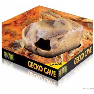 Large Exo Terra Gecko Cave for sale
