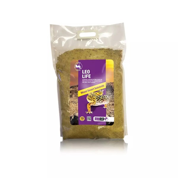 ProRep Leo Life Substrate 10 Litre