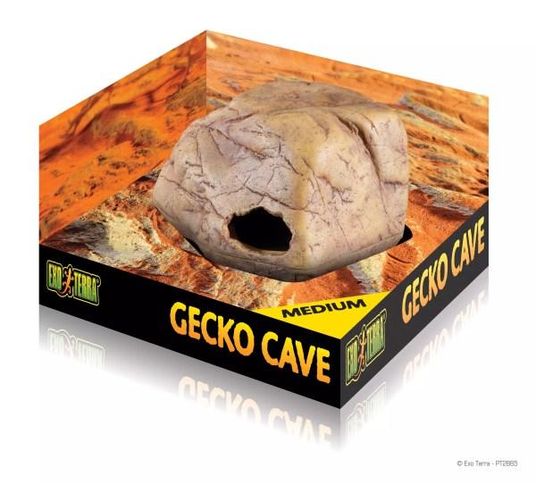 Exo Terra Gecko Cave Medium