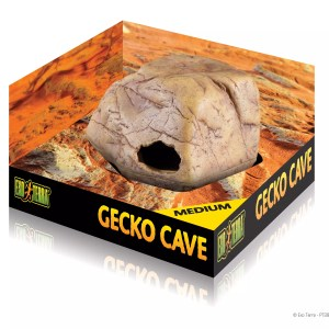 Exo Terra Gecko Cave Medium