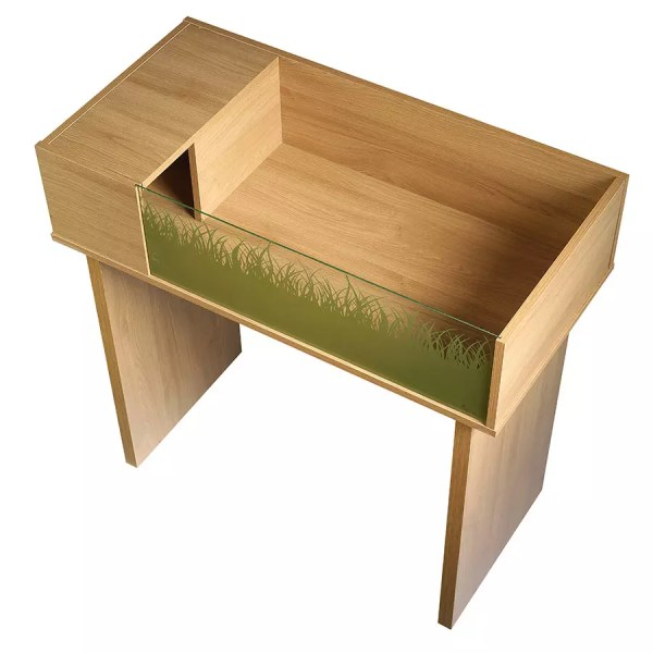 VivExotic Viva Tortoise Table Stand Oak PT4031