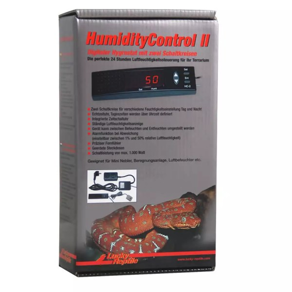 Lucky Reptile - Humidity Control II