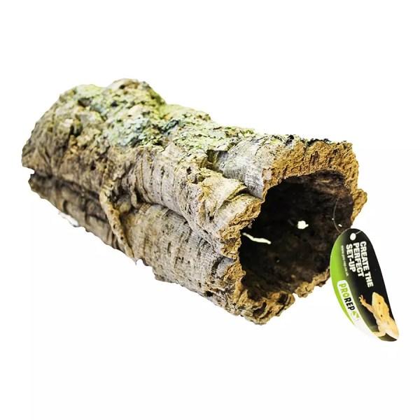 ProRep Cork Bark Medium Tube, Short
