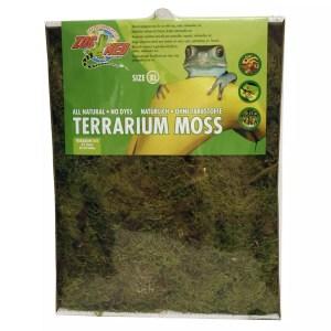 ZooMed Terrarium Moss, X-Large 4.1L, CF-2X