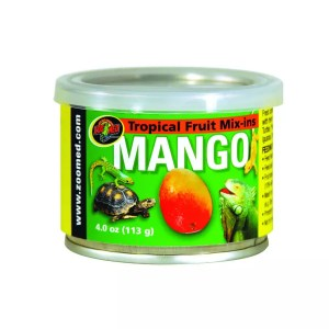 ZooMed Tropical Mix-in Mango 95g, ZooMed-150