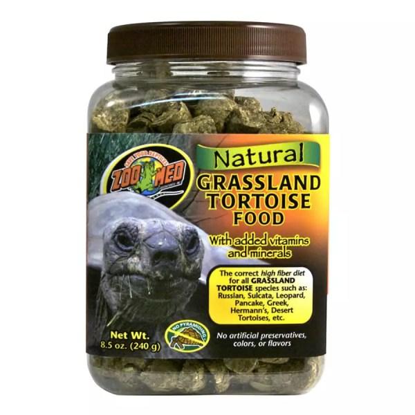 ZooMed Grassland Tortoise Food 240g, ZooMed-130