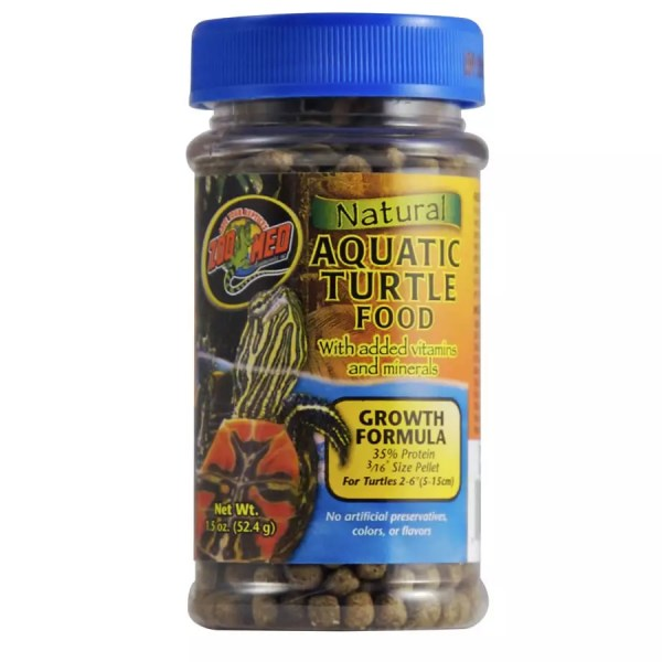 ZooMed Aquatic Turtle Food Growth, 42.5g