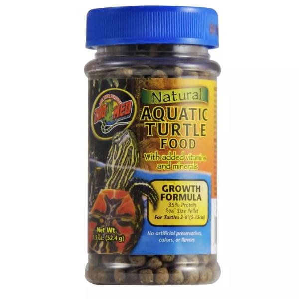 ZooMed Aquatic Turtle Food Growth, 42.5g