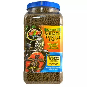 ZooMed Aquatic Turtle Food Growth, 1.53Kg