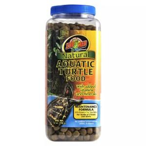 ZooMed Aquatic Turtle Food Maintenance 340g