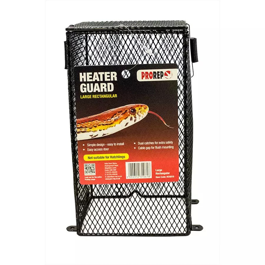 ProRep Heater Guard Large Rectangular