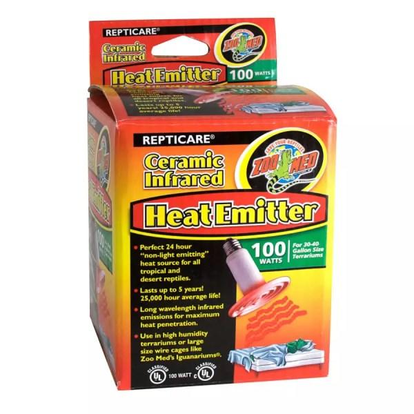 ZooMed Ceramic Heat Emitter 100W