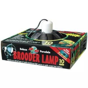 ZooMed Porcelain Brooder Lamp 25cm