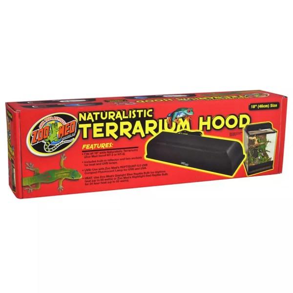 ZooMed Naturalistic TerrariumHood 45cm LF-55