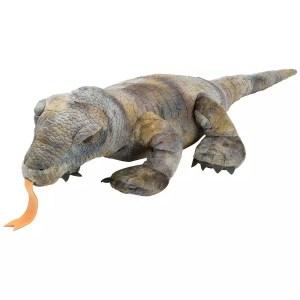 Wild Republic Cuddlekins Komodo Dragon 30cm Soft Toy