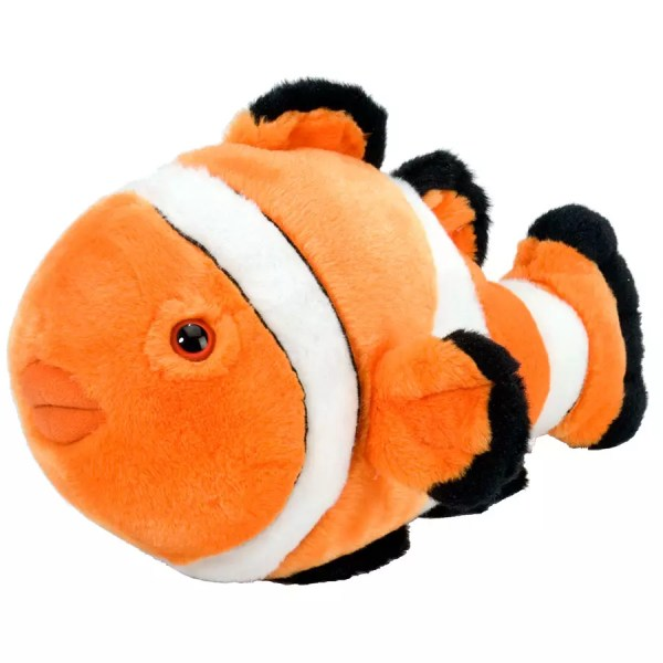 Wild Republic Cuddlekins Clownfish Baby 30cm  Toy