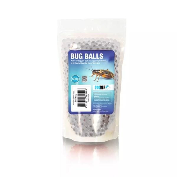 ProRep Bug Balls Clear 500g, VPB135