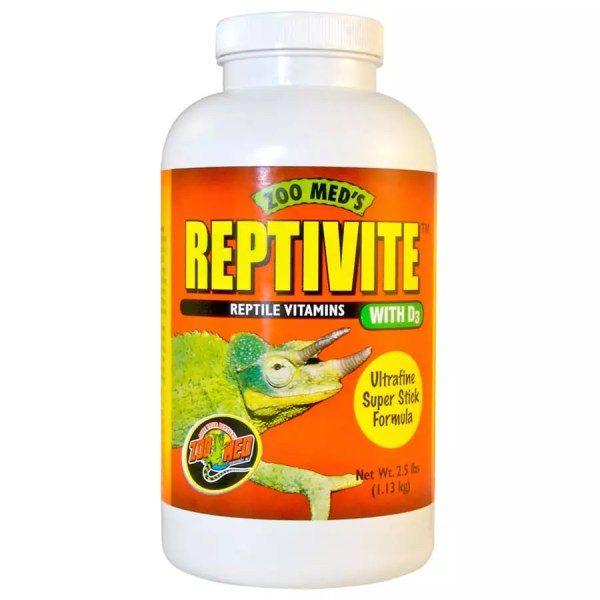 ZooMed Reptivite with D3  226.8g, A36-8