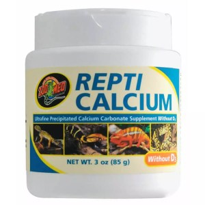 ZooMed Repti Calcium WITHOUT D3 85g