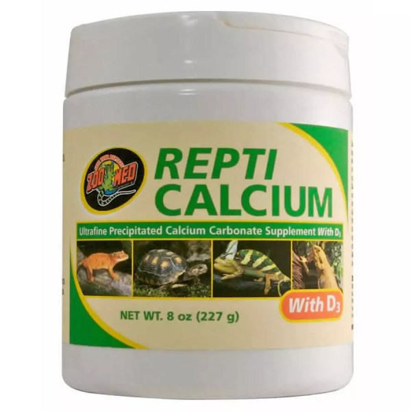 ZooMed Repti Calcium with D3 227g