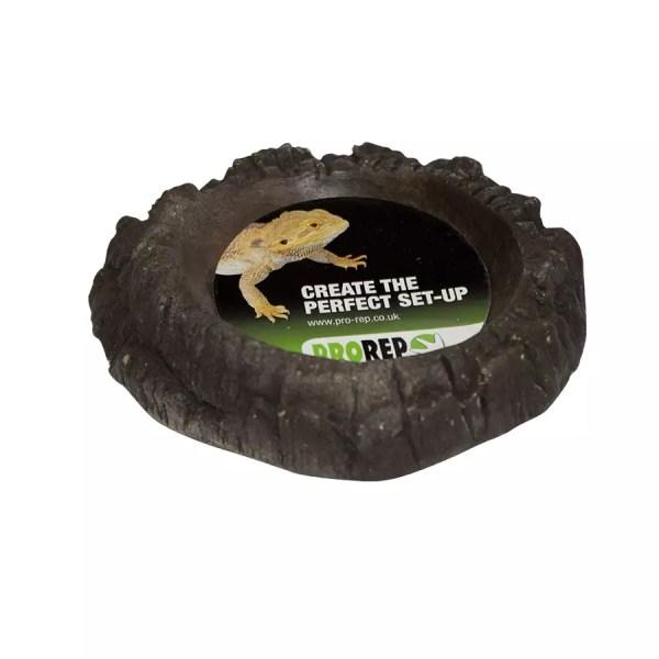 ProRep Terrarium Bowl Wood Medium