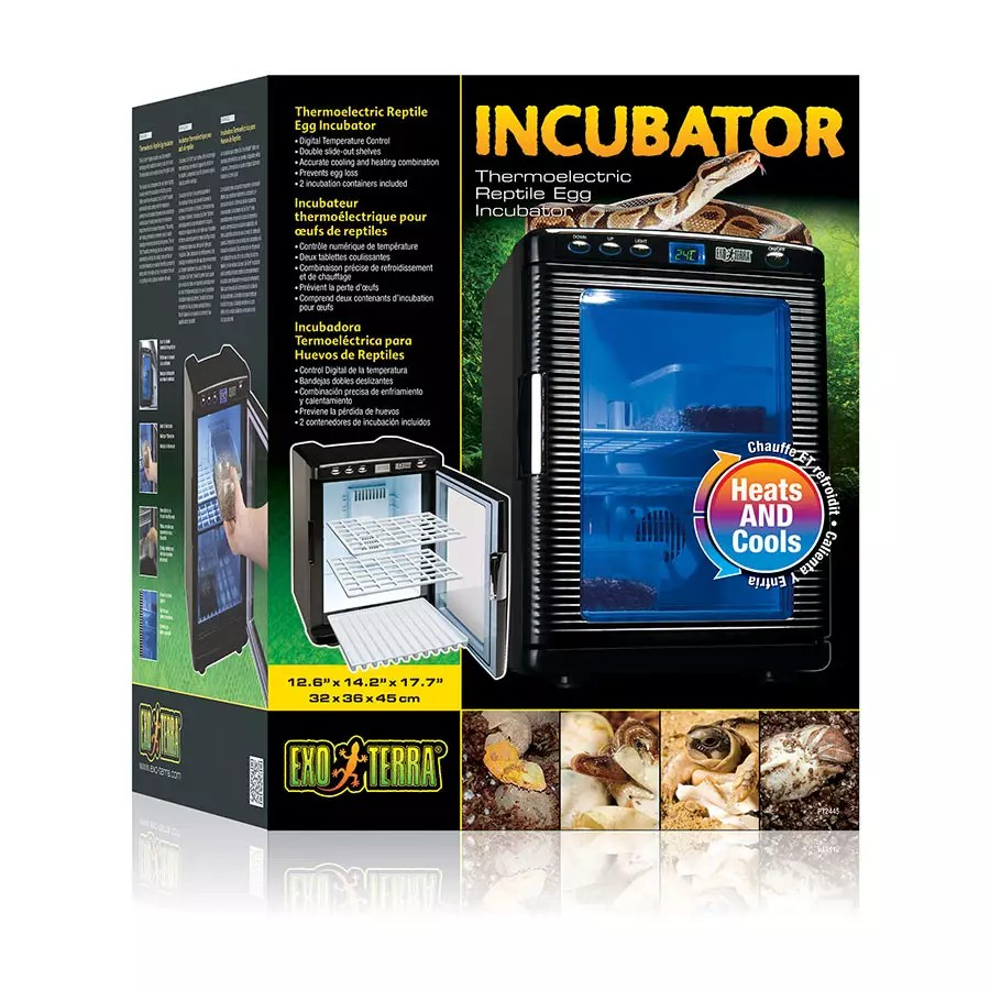 Exo Terra (NEW) Incubator Unit, PT2445