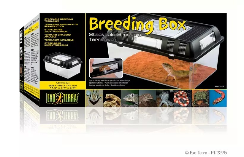 Exo Terra Breeding Box Medium