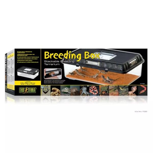 Exo Terra Breeding Box Large