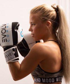 Evolve Combat Duality Boksehansker Nathalie Rindal