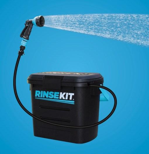 Black RinseKit