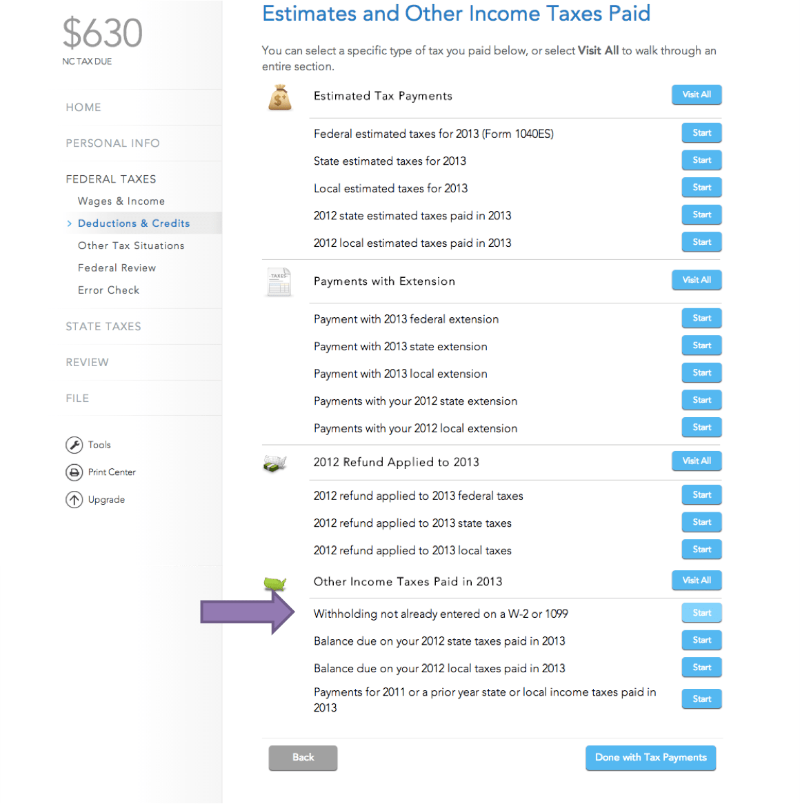 How To Enter Misc Fellowship Income Into Turbotax