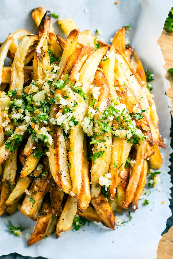 Fries Flour French
