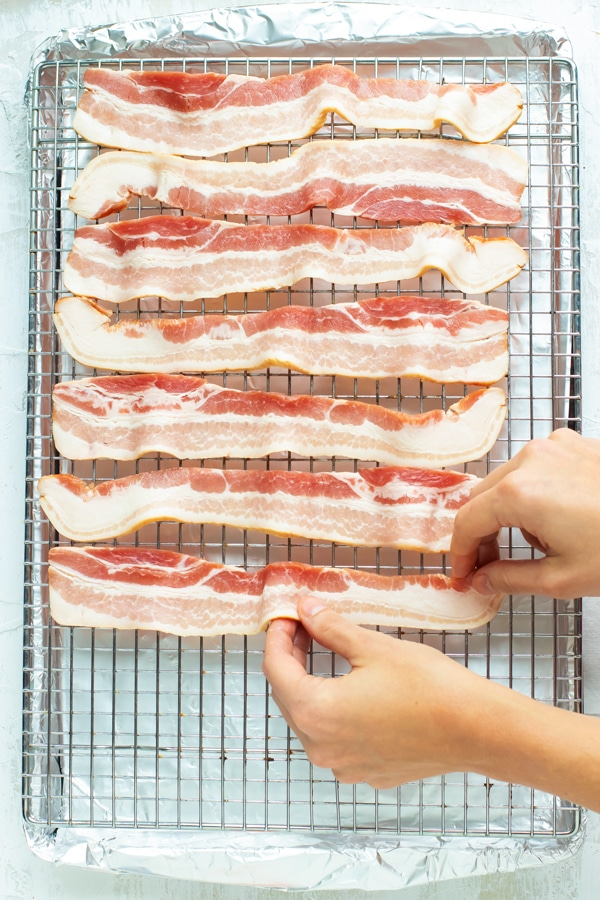 how to cook bacon in the oven oven