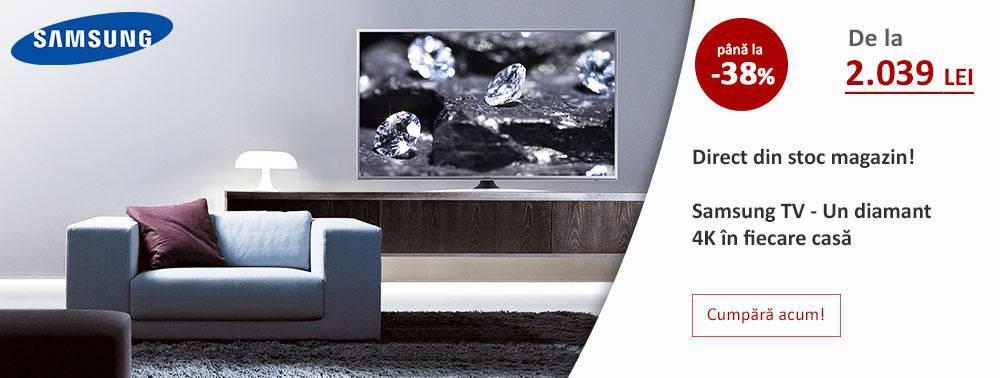 Reducere-de-pret-Televizoare-Samsung-4K-Ultra-HD