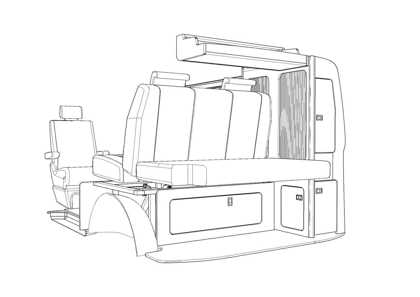 Short Custom Van | Wiring Diagram Database