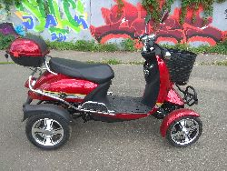 Электроквадроцикл скутер купить Elwinn ES-135