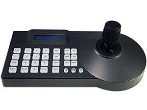 Clavier contrôleur PTZ avec joystick pour caméras AHD et HD-TVI
