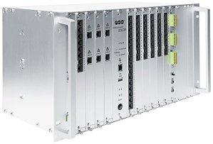 Auerswald Kommunikationsserver COMmander 6000RX, 19″ – 90672, System benötigt eine Systemfreischaltung Produktklasse A, seit FW 6.4A sind 4 Voiceboxen im Lieferumfang