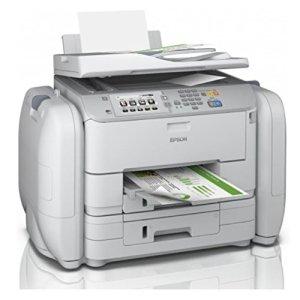 Epson WorkForce Pro Wf-r5690dtwf imprimante couleur multifonction et fax–avec système de Lot d'encre remplaçable