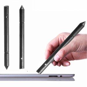 hkfv 2en 1Stylet universel écran tactile Stylet pour iPhone iPad Tablet PC à écran tactile Stylet Touch Pen Appuyez sur Stylet
