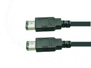 Schulz Firewire Kabel 6-Pol Stecker