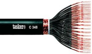 Tasker C348 Multicoeur câble blindé 48x2x0,22 mm² 100 m
