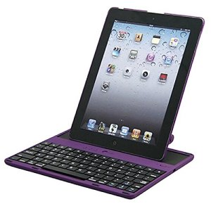 FXOESR DGZ pour Apple iPad 234 bluetooth clavier, il peut être détaché et angle réglable de 360 degrés clavier bluetooth , green