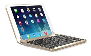Brydge 7.9 Clavier Bluetooth en aluminium pour iPad mini 4 – Or